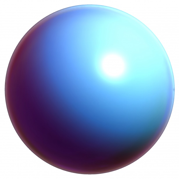 Violet Blue Ball Free Stock Photo  Public Domain Pictures