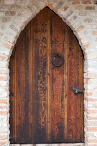 Old Wooden Door Free Stock Photo - Public Domain Pictures