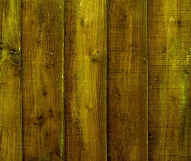 Olive Wood Fence Background