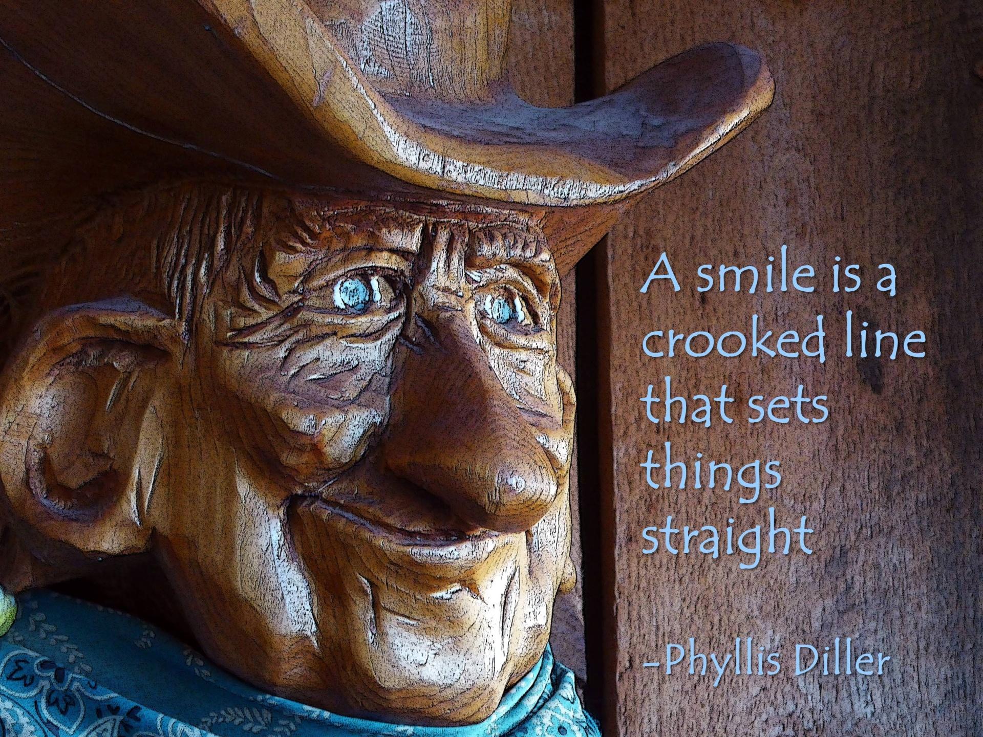 inspirational quote, phyllis diller, motivation, encouragement