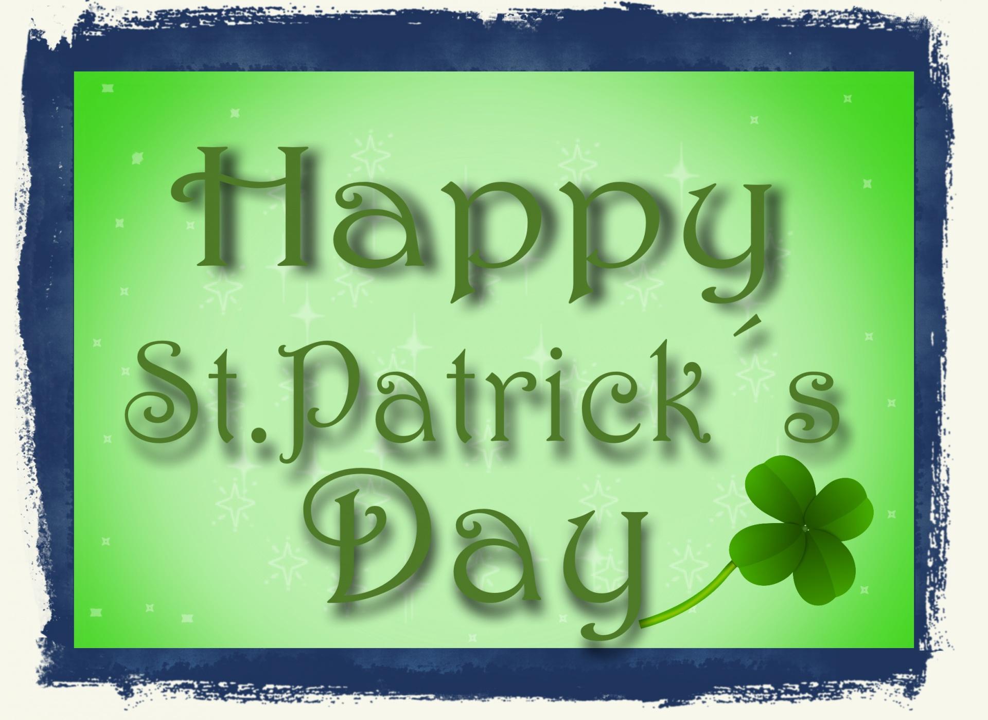 Irish Holiday, St. Patrick's Day, Wear Green
