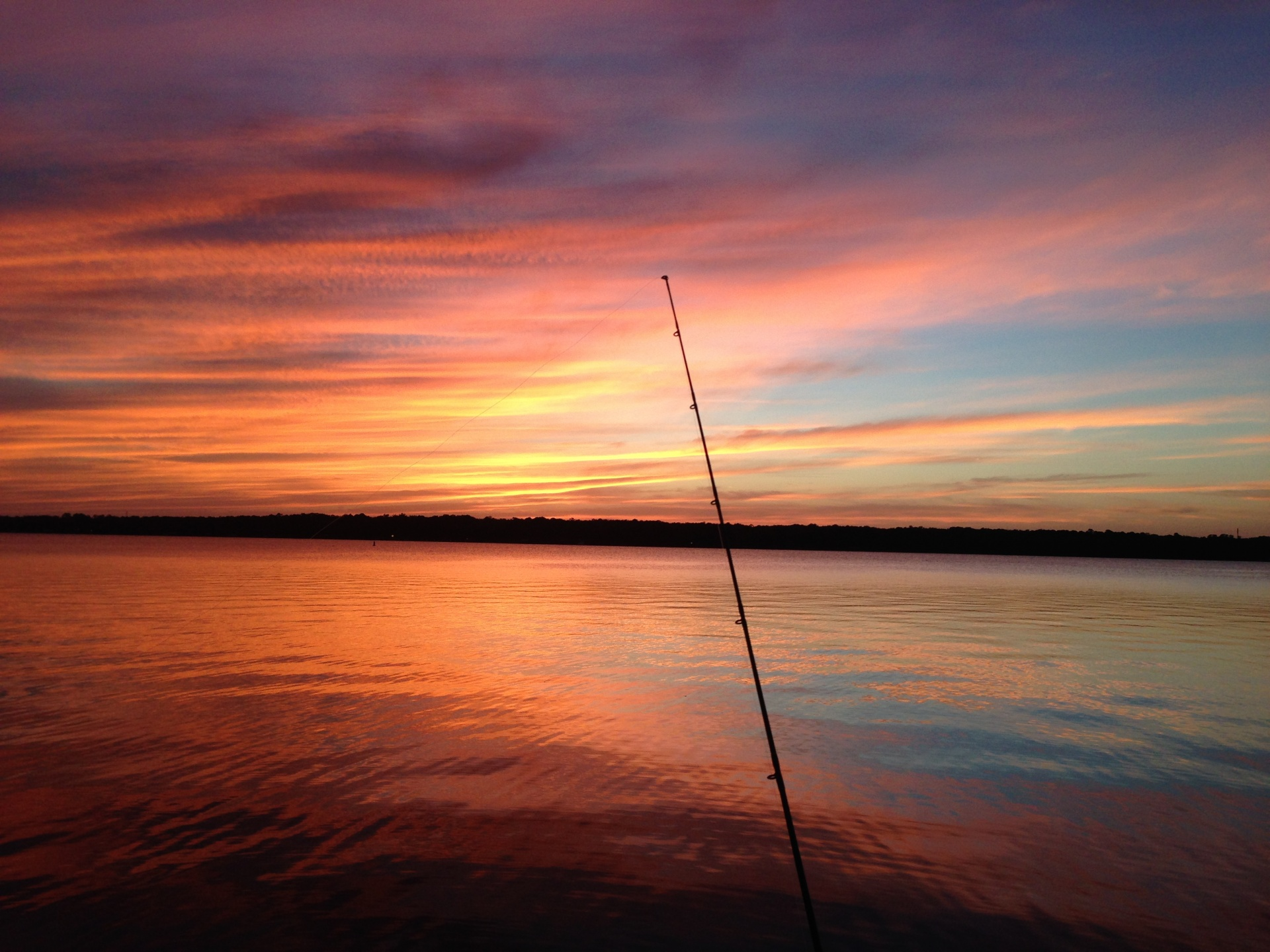 Free Apple Wallpapers For Iphone Sunset Fishing Free Stock Photo Public Domain Pictures