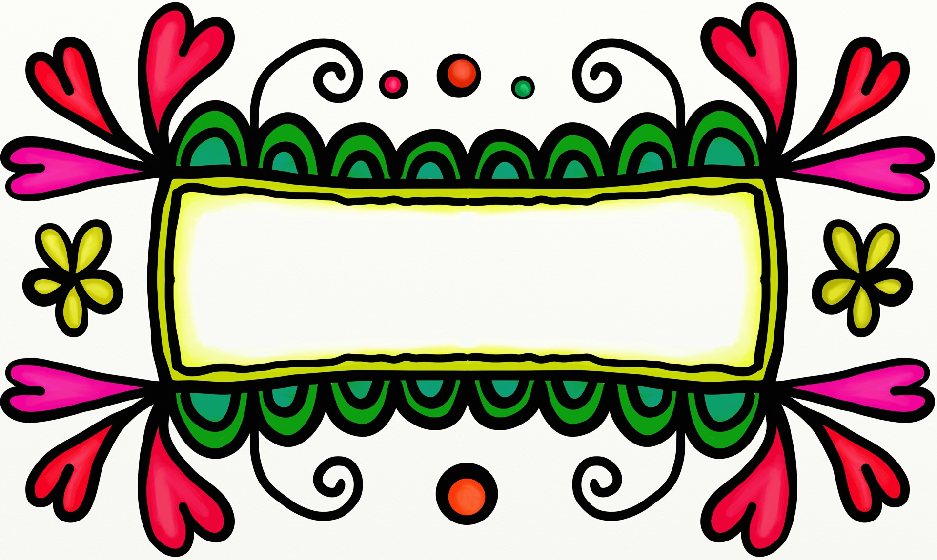 Doodle Banner Free Stock Photo  Public Domain Pictures