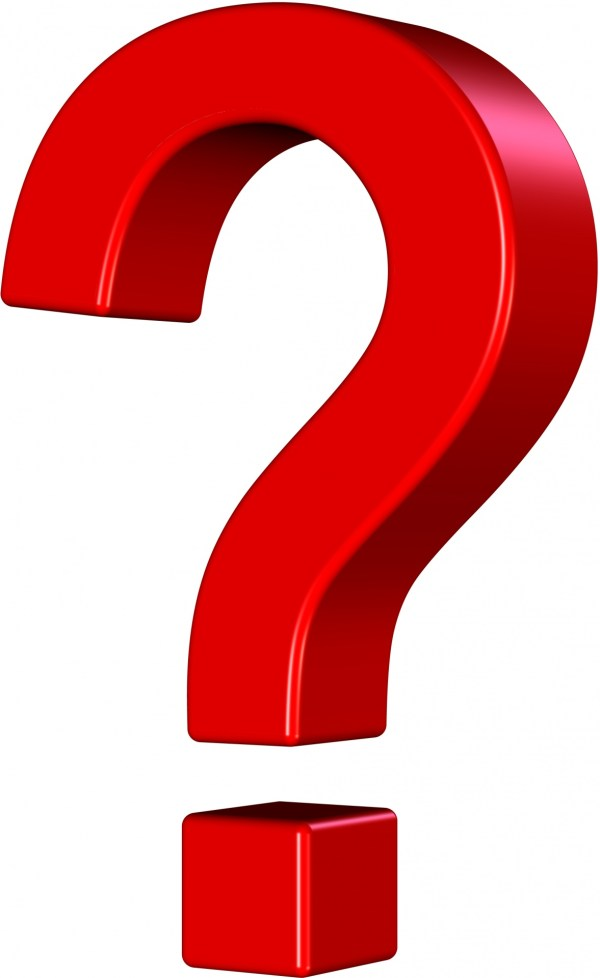 Question Mark Clip Art