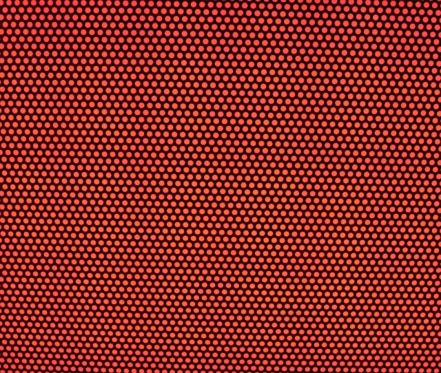 Red Dot Pattern