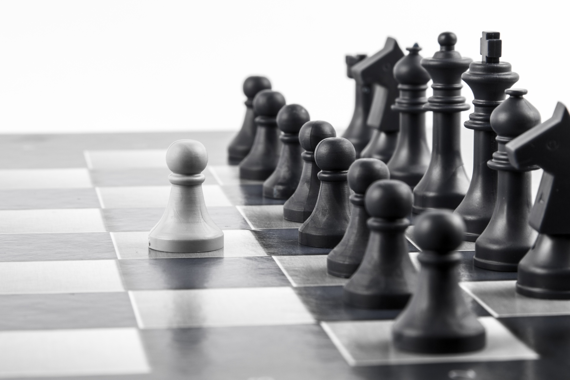 Black And White Chess Wallpaper Chess Pieces Free Stock Photo Public Domain Pictures