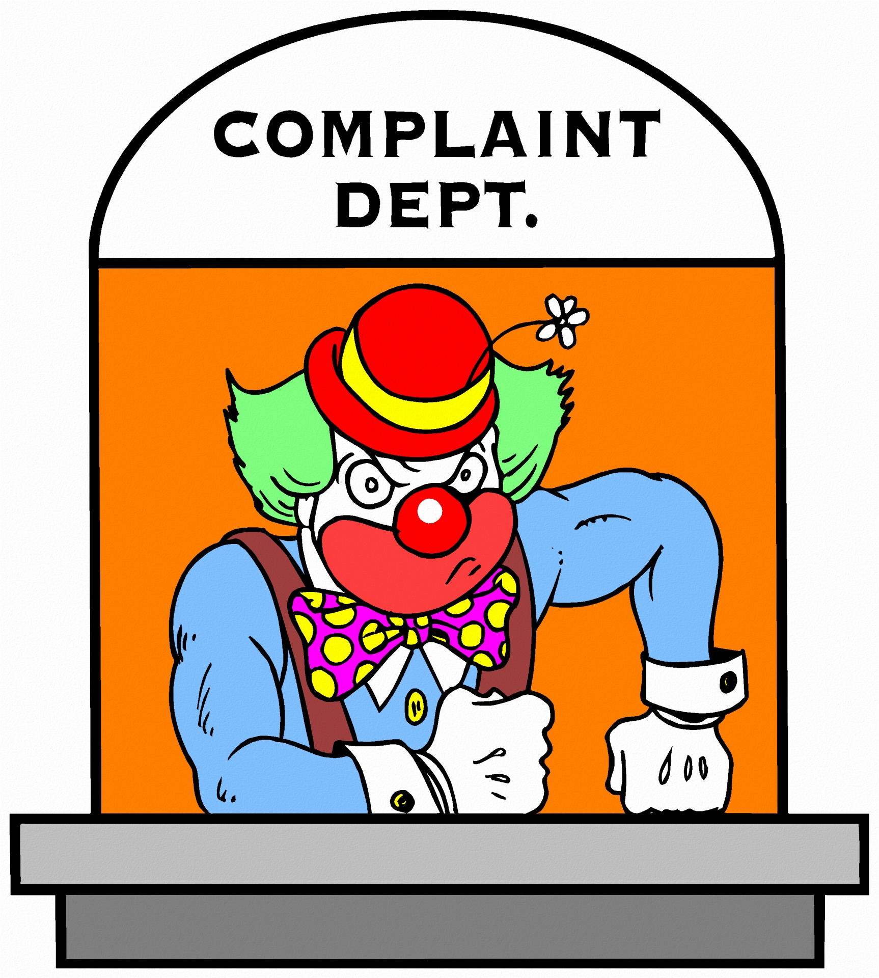 Complain, Gratitude, Thankfulness