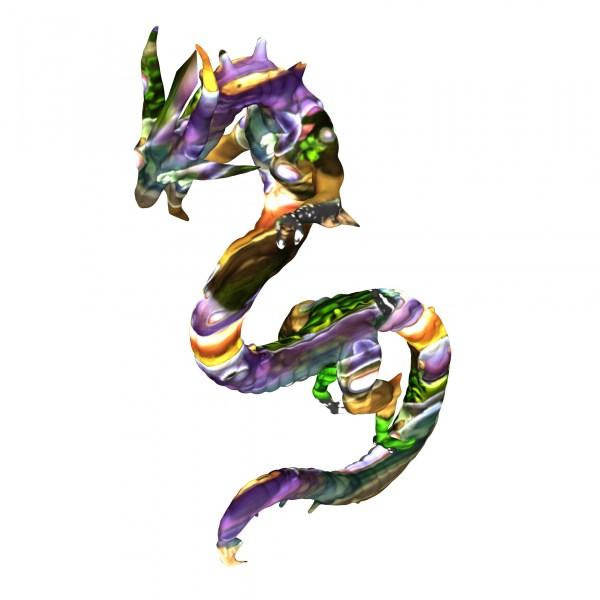 Snake Dragon Free Stock - Public Domain