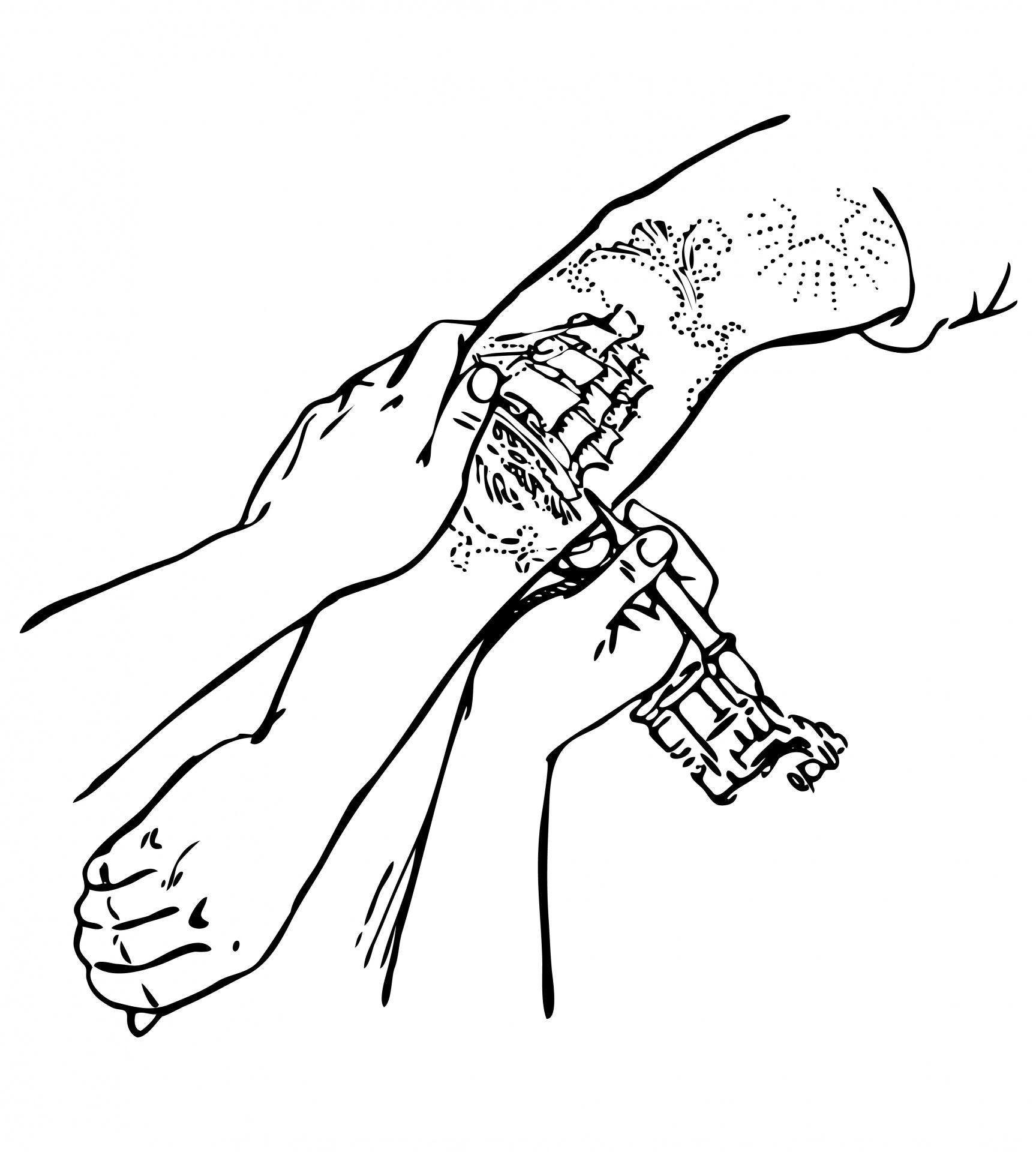 Tattoo Clipart Illustration Free Stock Photo