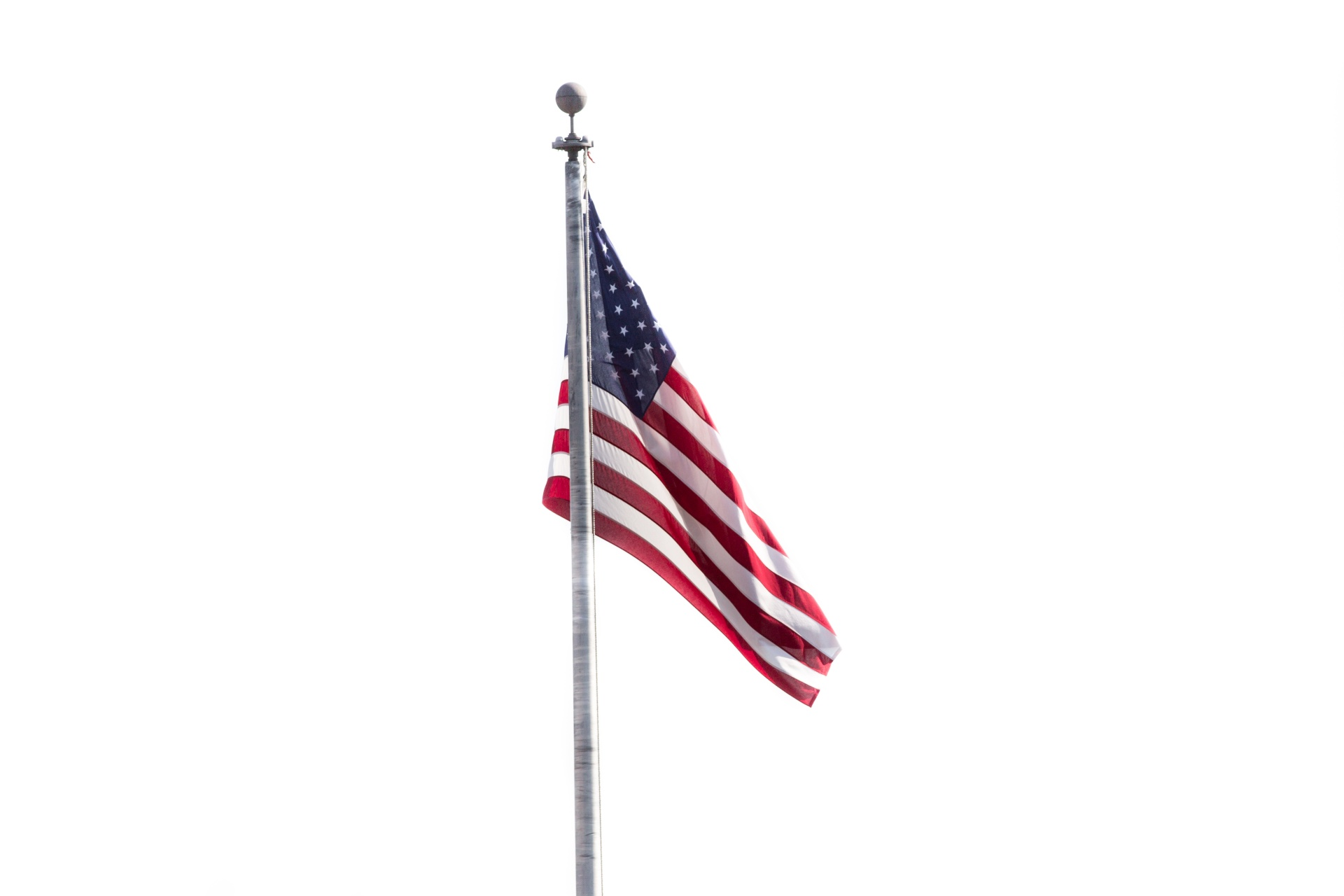 United States Of America Flag Free Stock Photo
