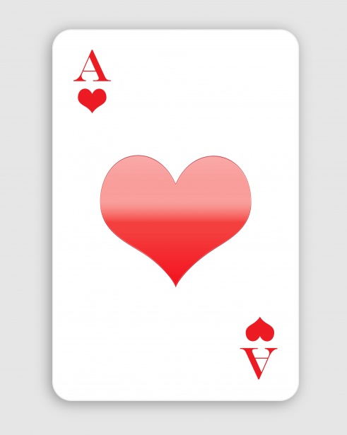 ace of hearts free