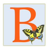 Letter B, Butterfly Illustration Free Stock Photo - Public ...