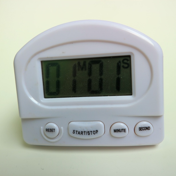 White Timer Free Stock Photo  Public Domain Pictures