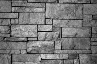 Black And White Brick Wall Free Stock Photo - Public ...