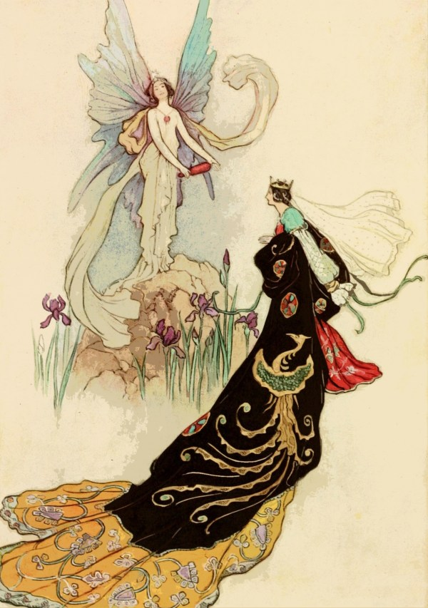 Fairy Princess Free Stock - Public Domain