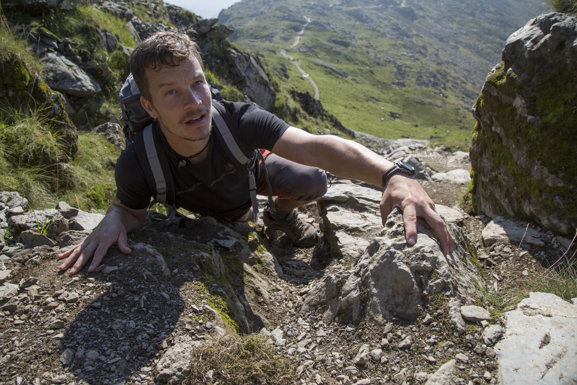 Hiking, Mountin Climbing