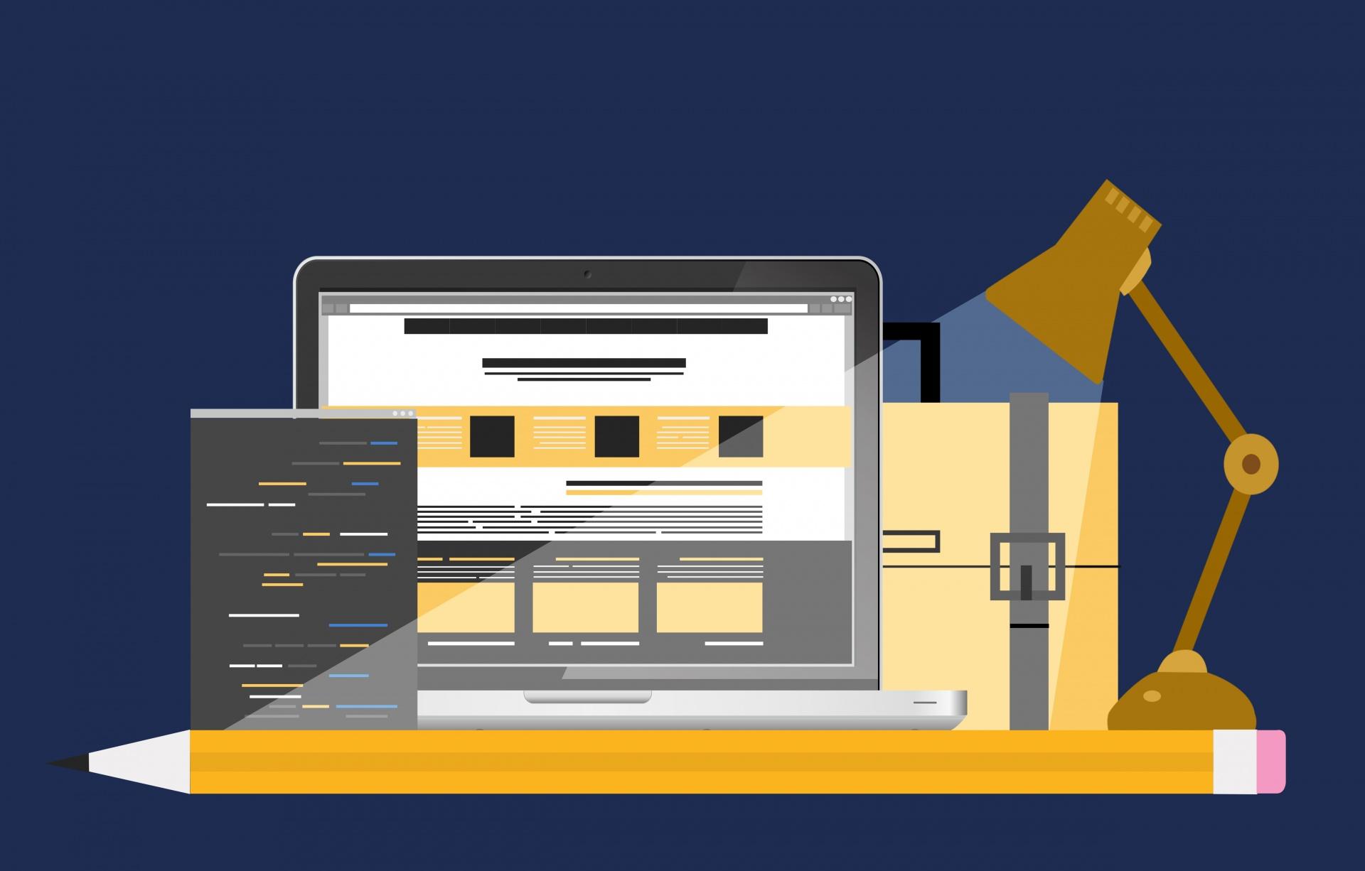 Website Design Build  Service Free Stock Photo  Public