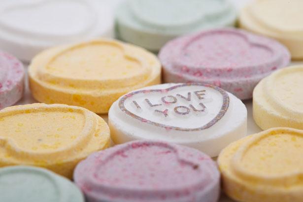 Sugar Candy Hearts