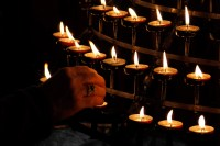 Candle Lighting Free Stock Photo - Public Domain Pictures