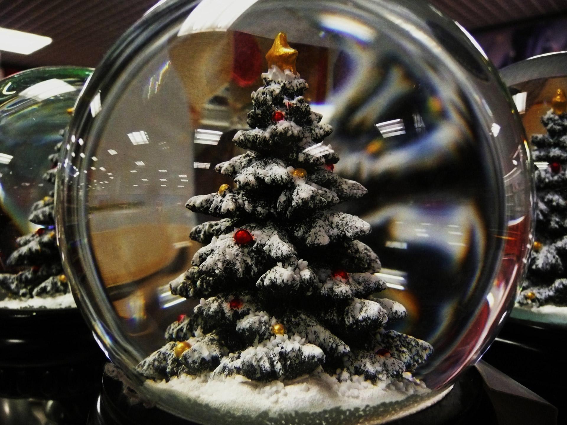 Christmas Decorations Free Stock Photo