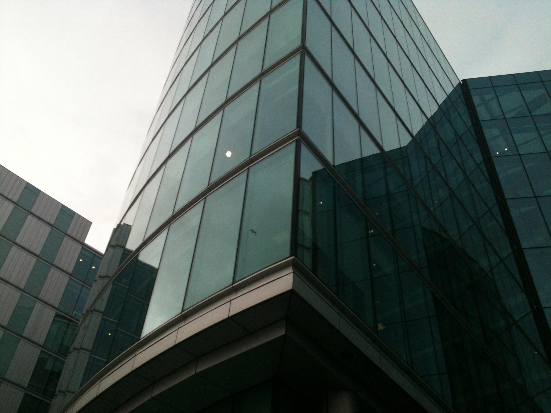 Mirror Glass Building Free Stock Photo  Public Domain