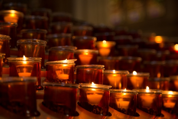 Church Candles Free Stock Photo Public Domain Pictures
