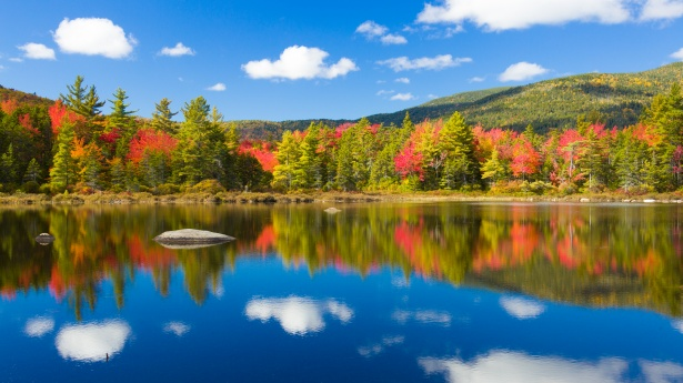Fall Desktop Wallpaper Images Fall By The Lake Free Stock Photo Public Domain Pictures