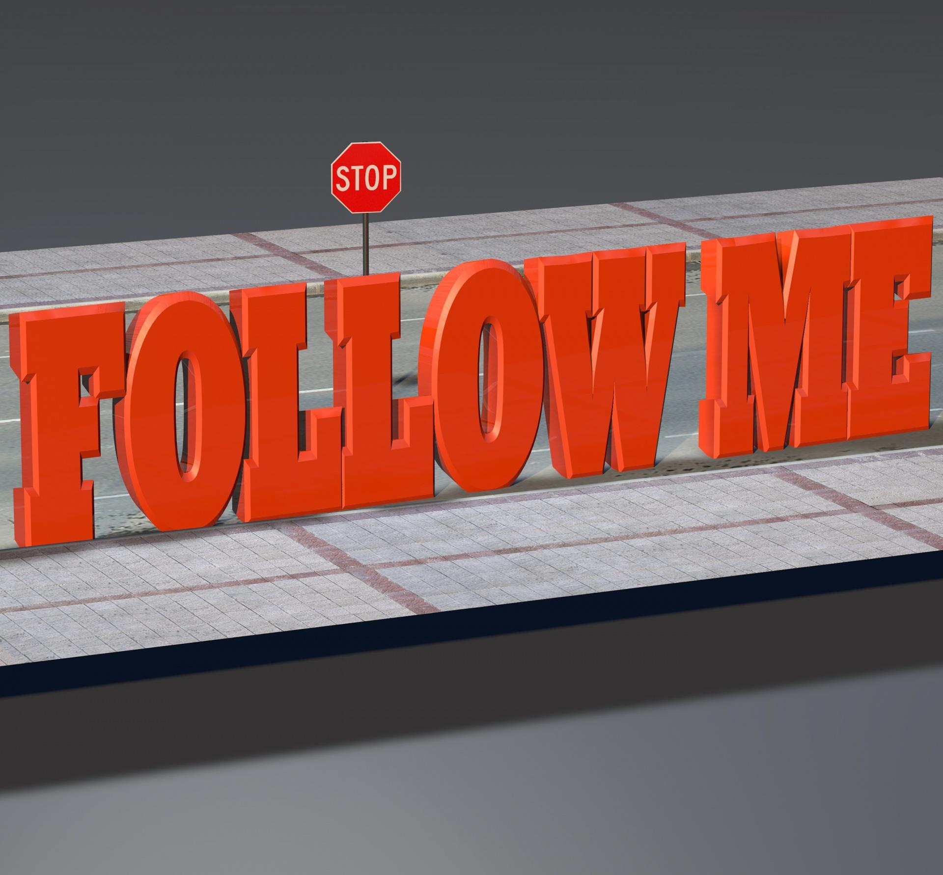 Social Media, Follow, Unfollow, Engagement