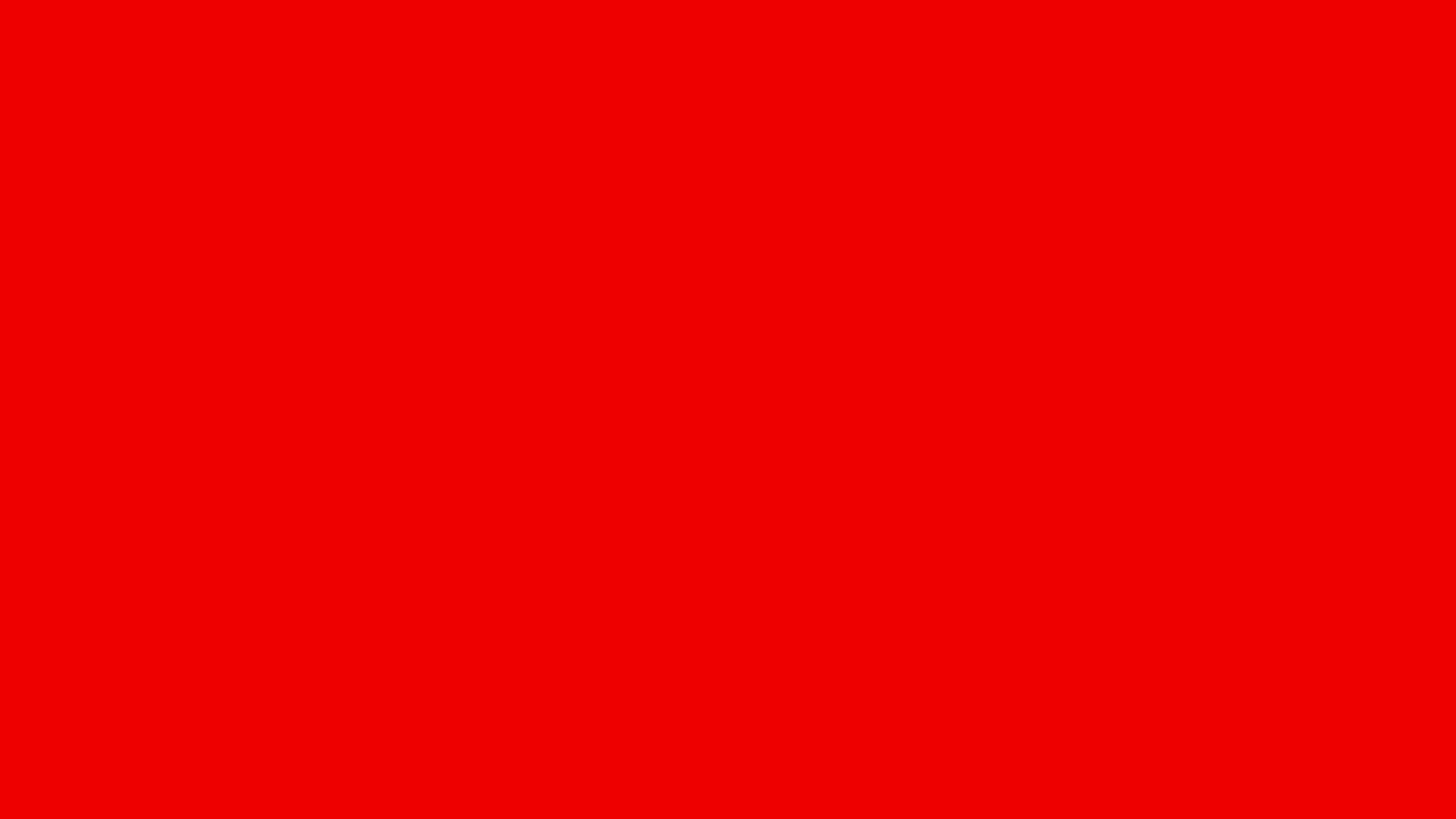 red background plain