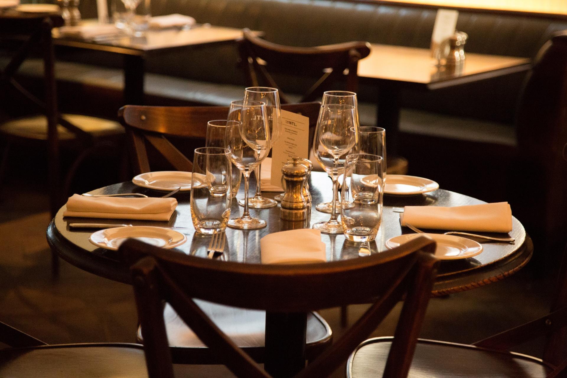 Restaurants, Restrooms, Eating