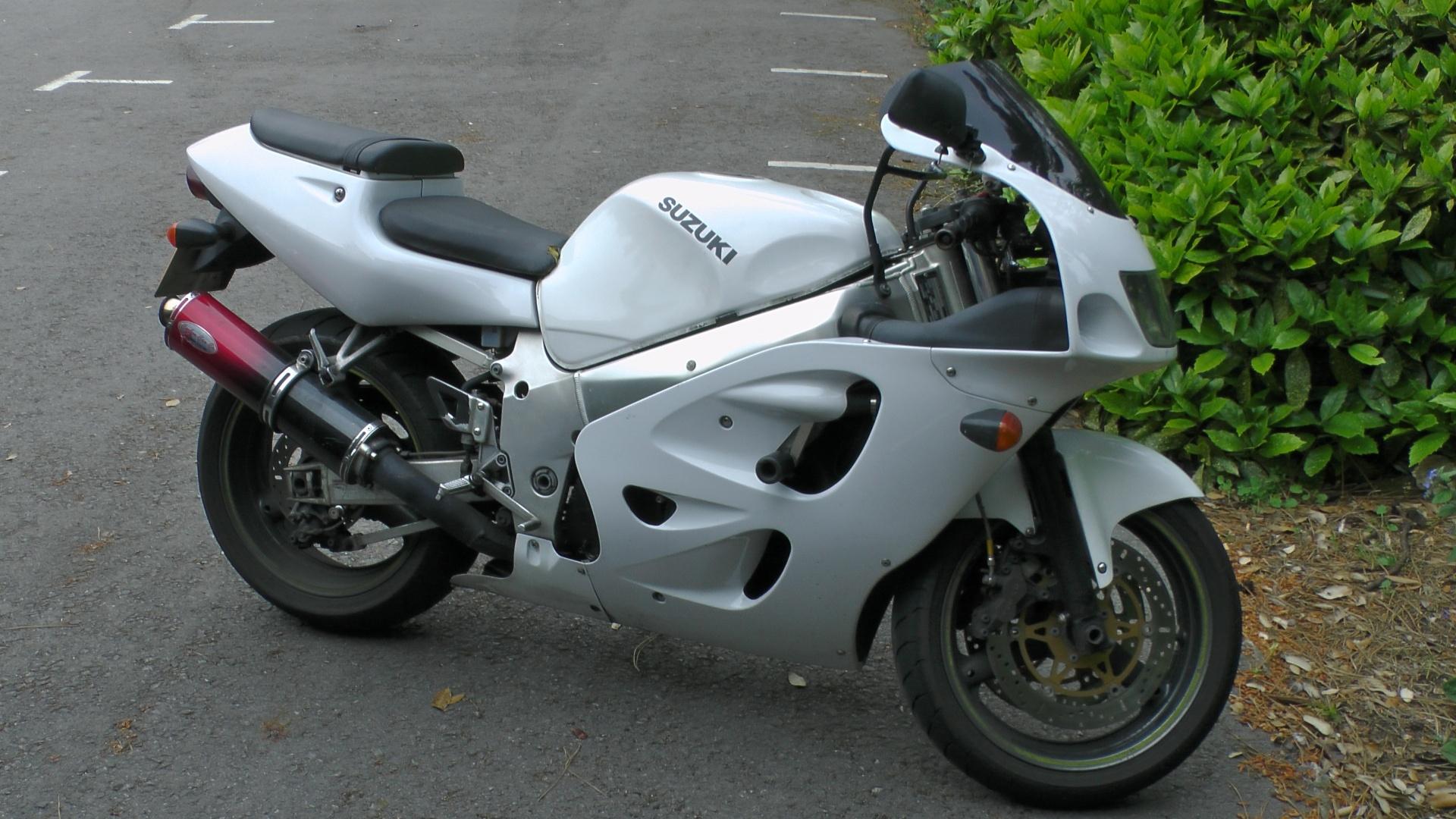 Bike, Motorycle, Suzuki