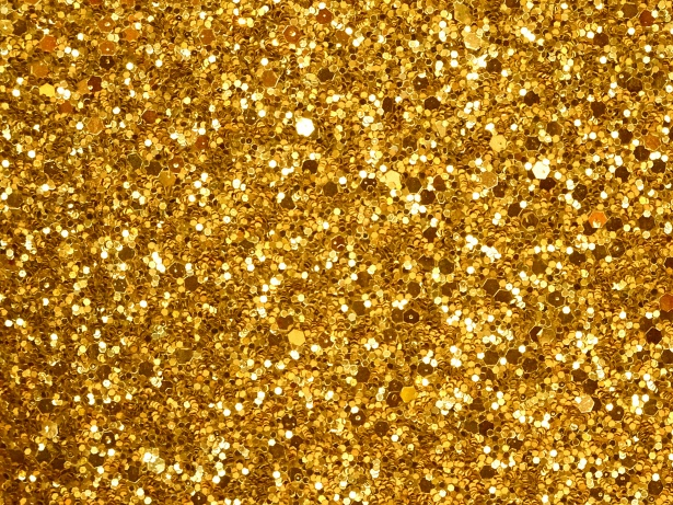 yellow sparkling background free