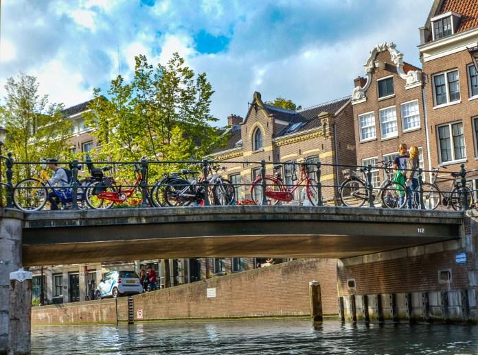 Ponte a Amsterdam Immagine gratis - Public Domain Pictures