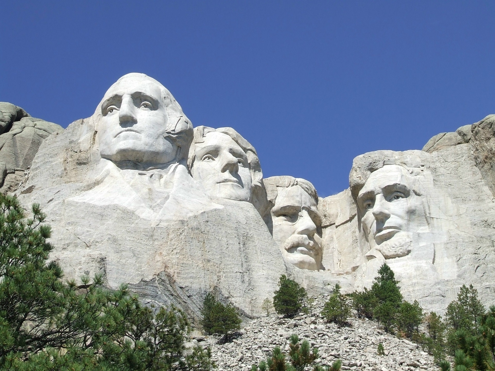 Mt. Rushmore, Parks and Recreation Month