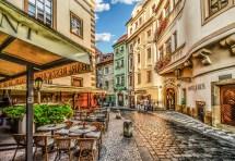 Town Prague Free Stock - Public Domain