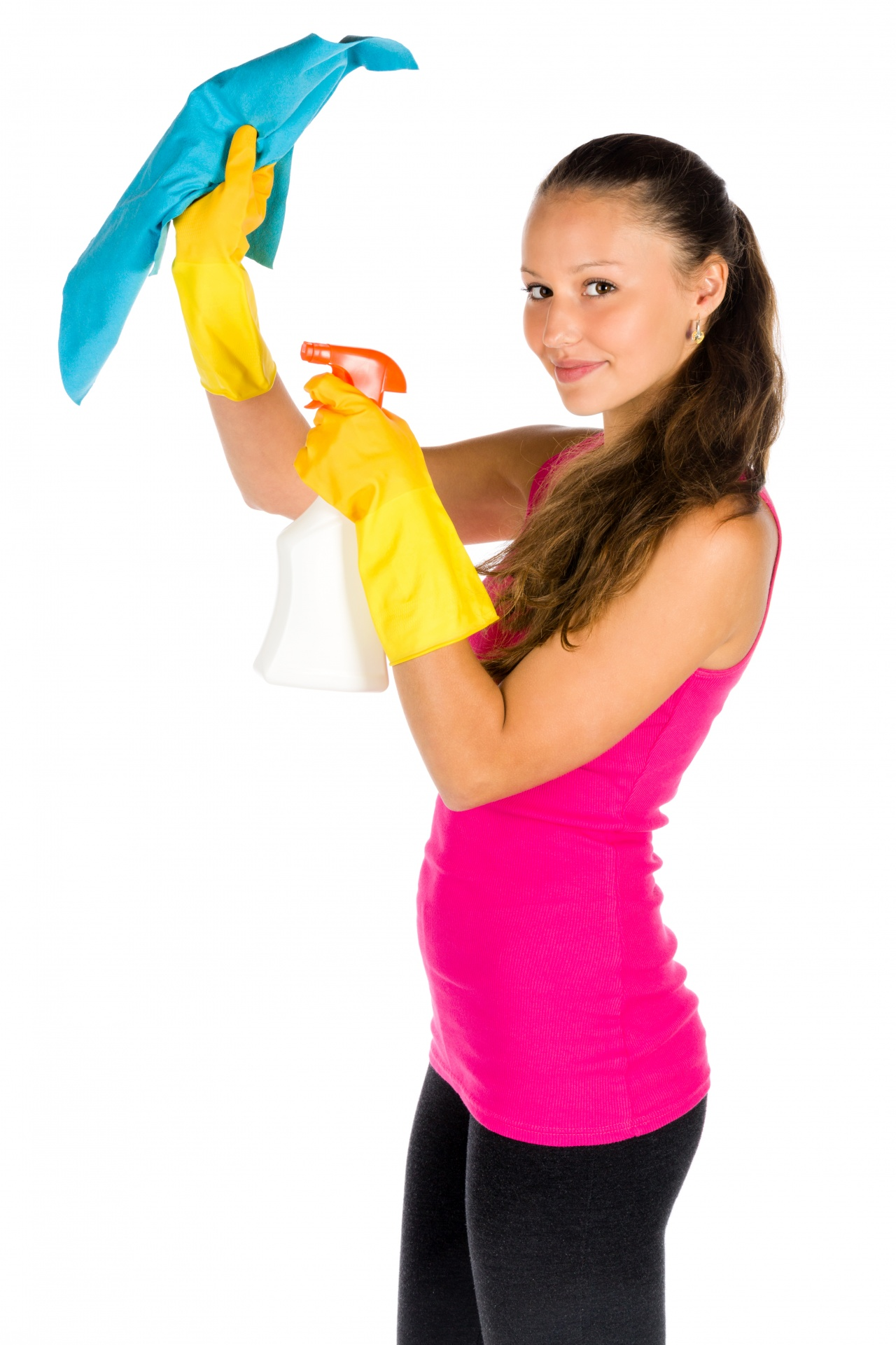 Cleaning Woman Free Stock Photo  Public Domain Pictures