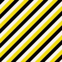 Yellow Black White Stripes Free Stock Photo - Public ...