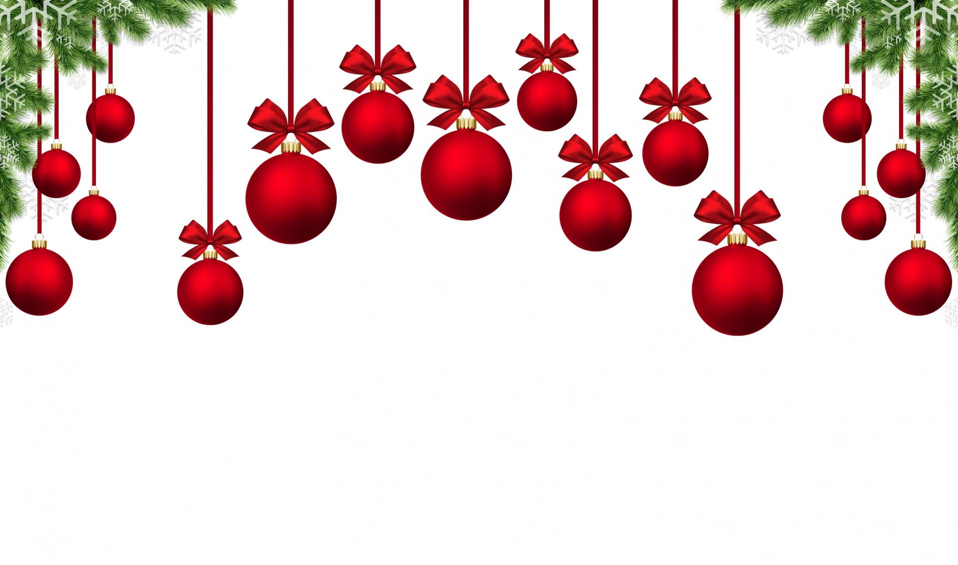 Christmas Baubles Background Free Stock Photo Public