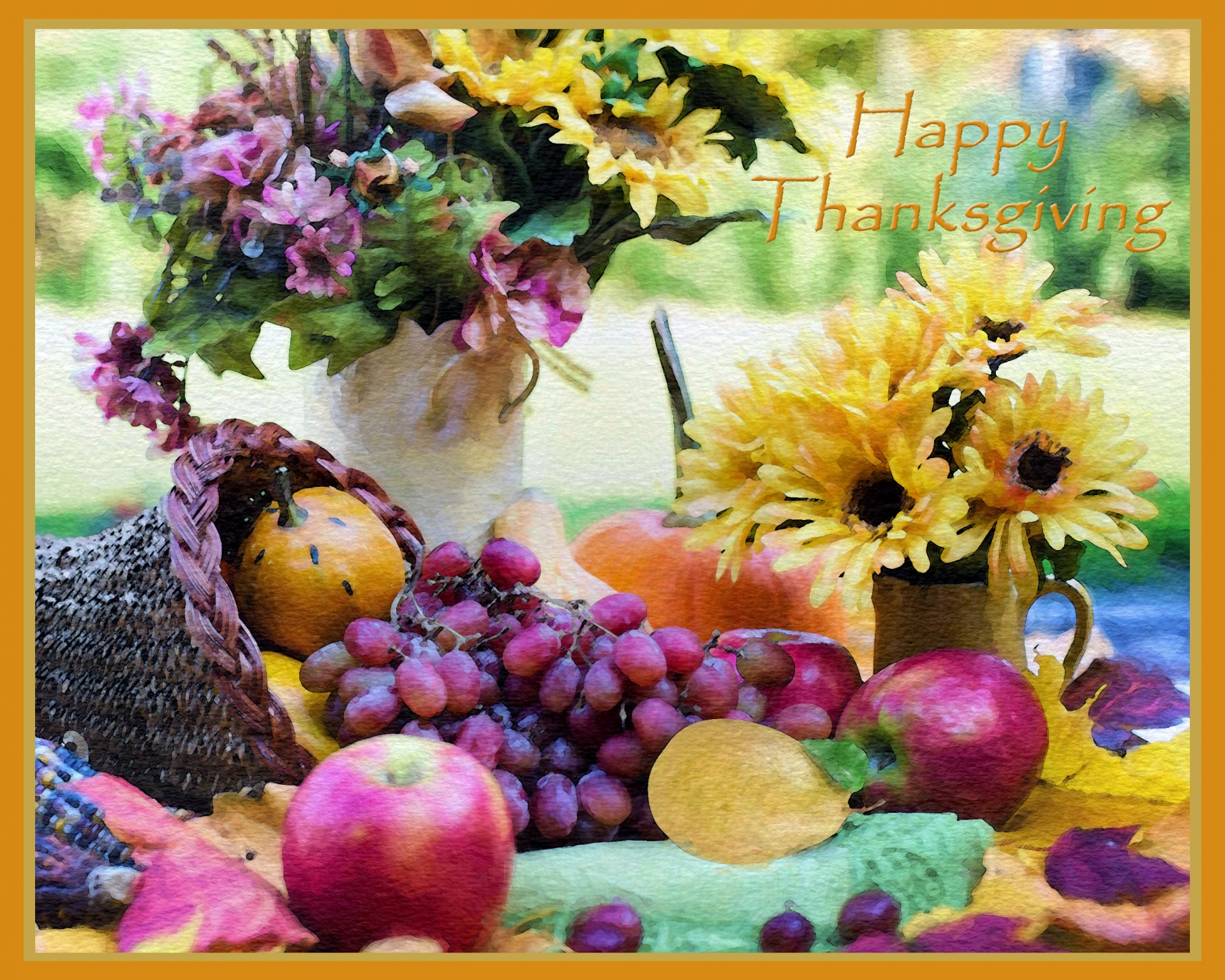 Happy Thanksgiving, Gratitude, Thanksgiving Day