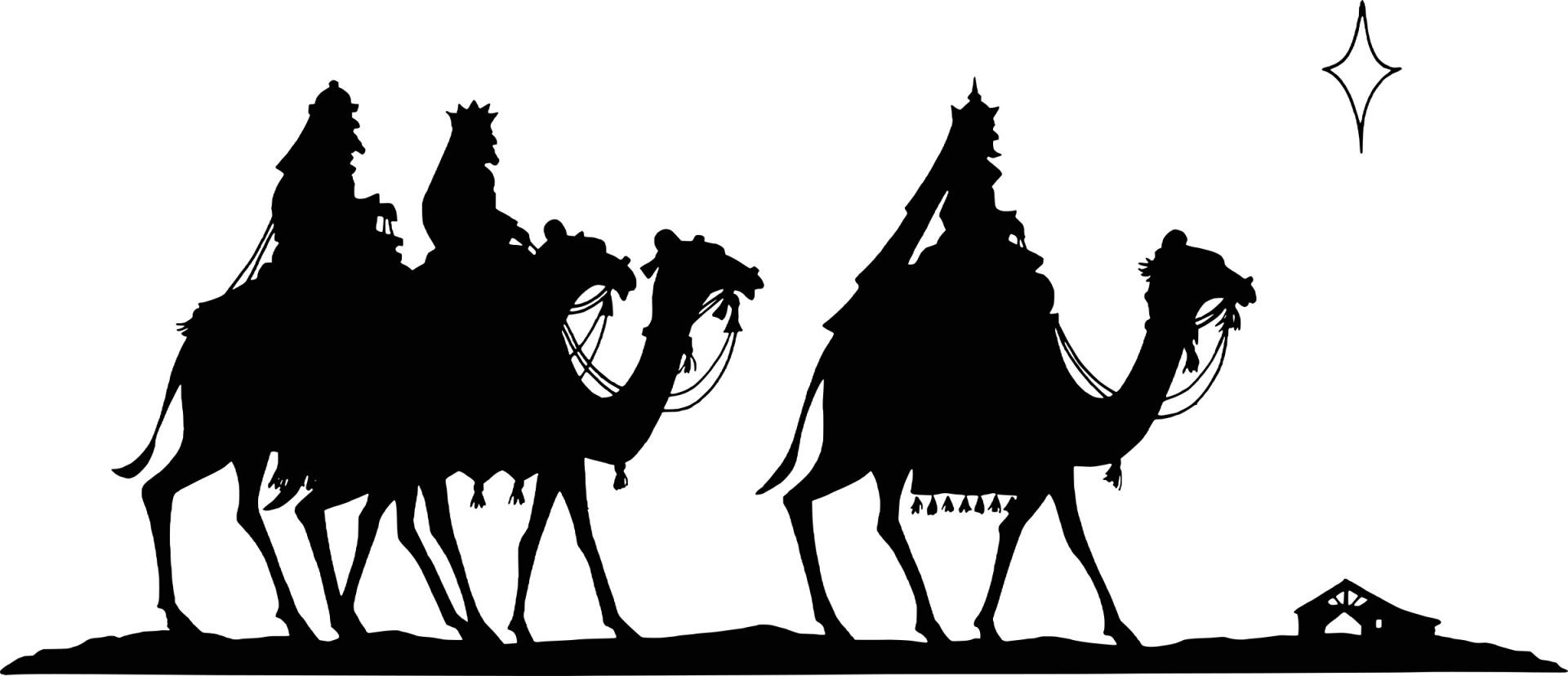 Holy Night, Christmas, Savior is Born, Wise Men