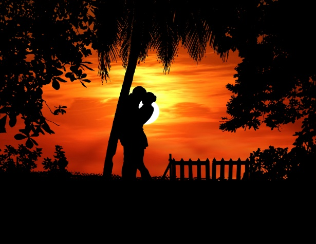 Boy And Girl Love Hd Wallpaper Woman Man Love Sunset Free Stock Photo Public Domain