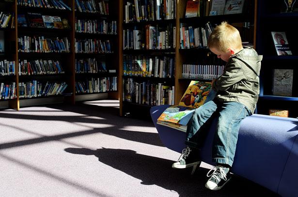 Infantil y libros