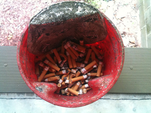 Cigarette Butts, Recycling Cigarette Butts, Cigarette Waste Brigade
