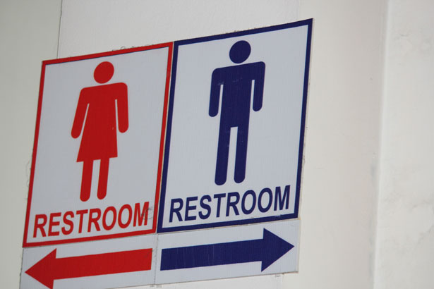 Bathroom Logo