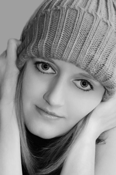 Woman And Hat Free Stock Photo Public Domain Pictures