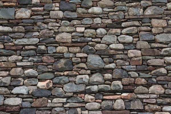 Stone Wall Texture Free Stock - Public Domain