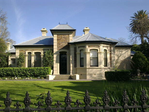 A Mansion In Adelaide Free Stock Photo  Public Domain
