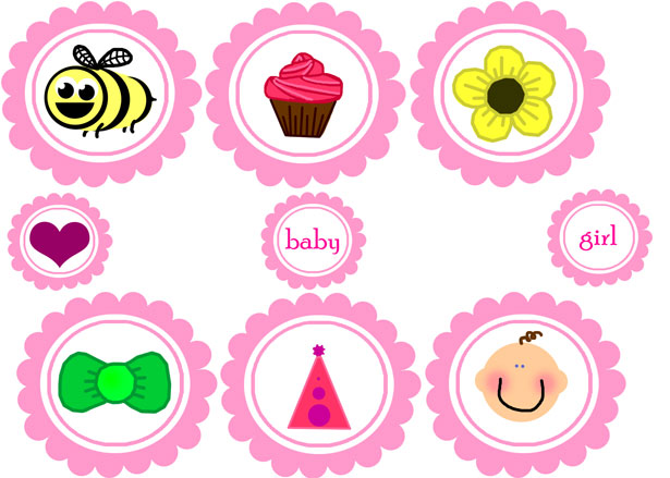 Girl Cupcake Toppers Free Stock Photo Public Domain Pictures