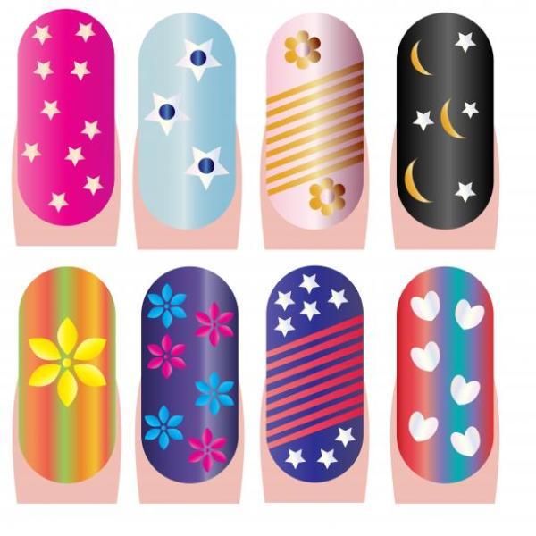nail art free stock - public