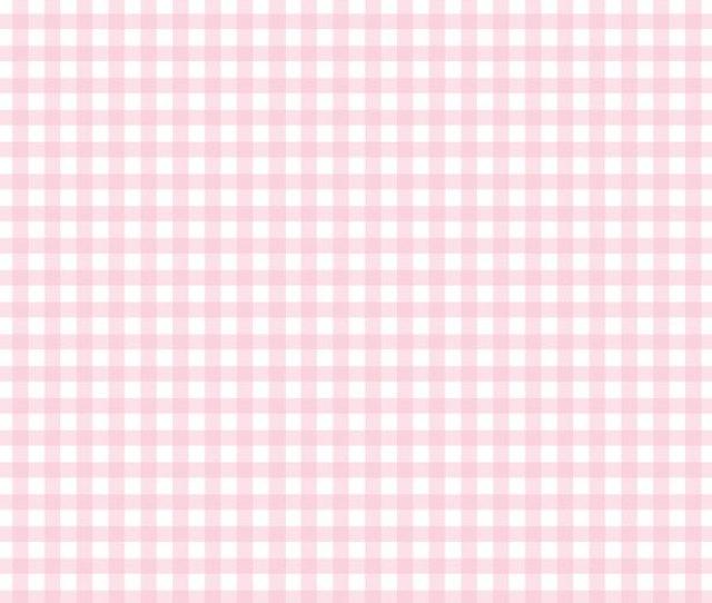 Pink Check Background Pattern